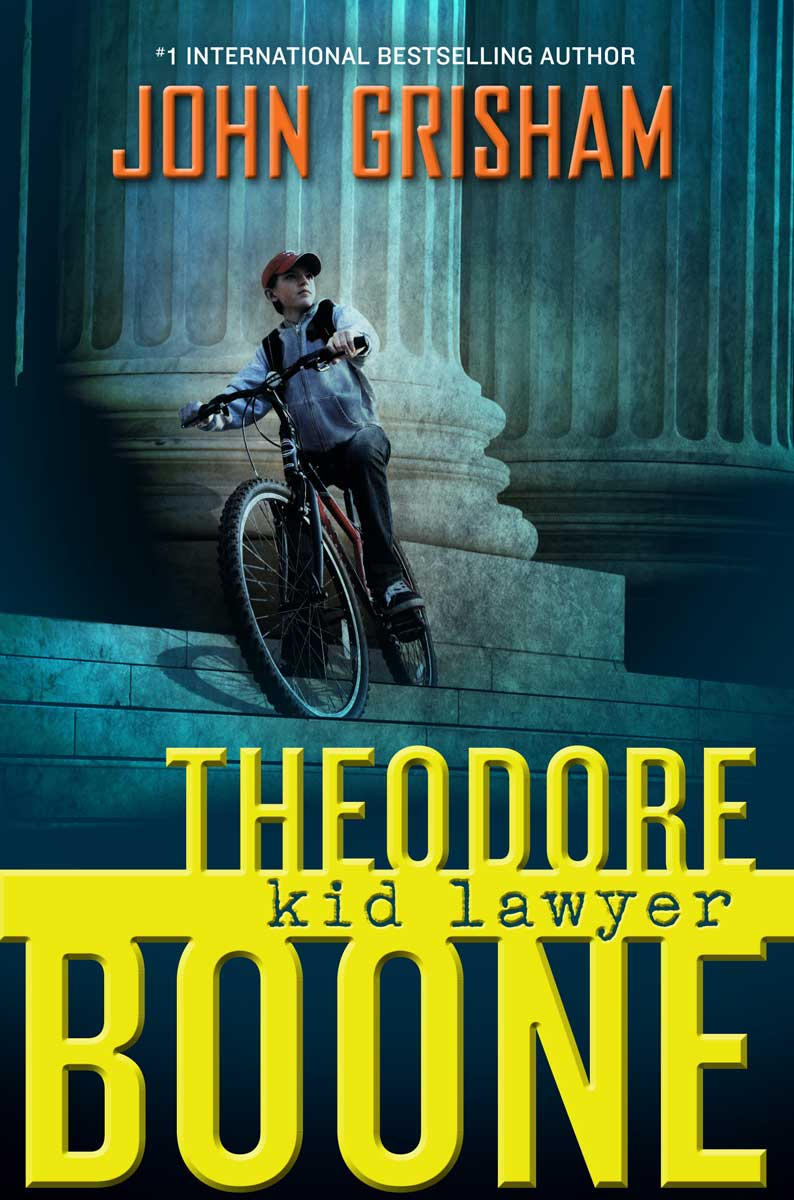 Kid Lawyer Books In Order